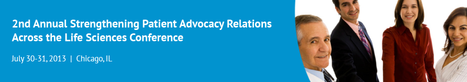 2nd Annual Strengthening Patient Advocacy Relations across the Life Science Industry Conference