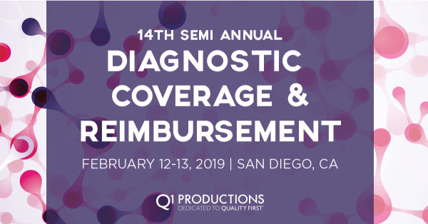14TH SEMI-ANNUAL DIAGNOSTIC COVERAGE & REIMBURSEMENT CONFERENCE