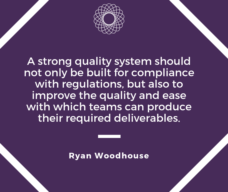 Session & Speaker Preview – Ryan Woodhouse Discusses PMA Approval Process, Foundation Medicine & More!