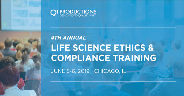 4th Annual Life Science Ethics and Compliance Training Conference
