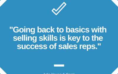 The Fundamentals of Salesmanship