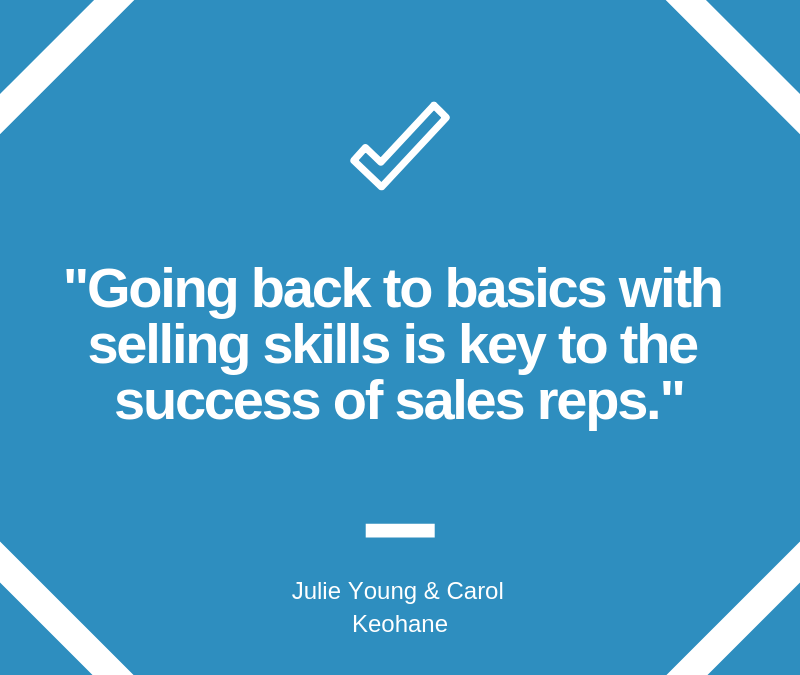 The Fundamentals of Salesmanship