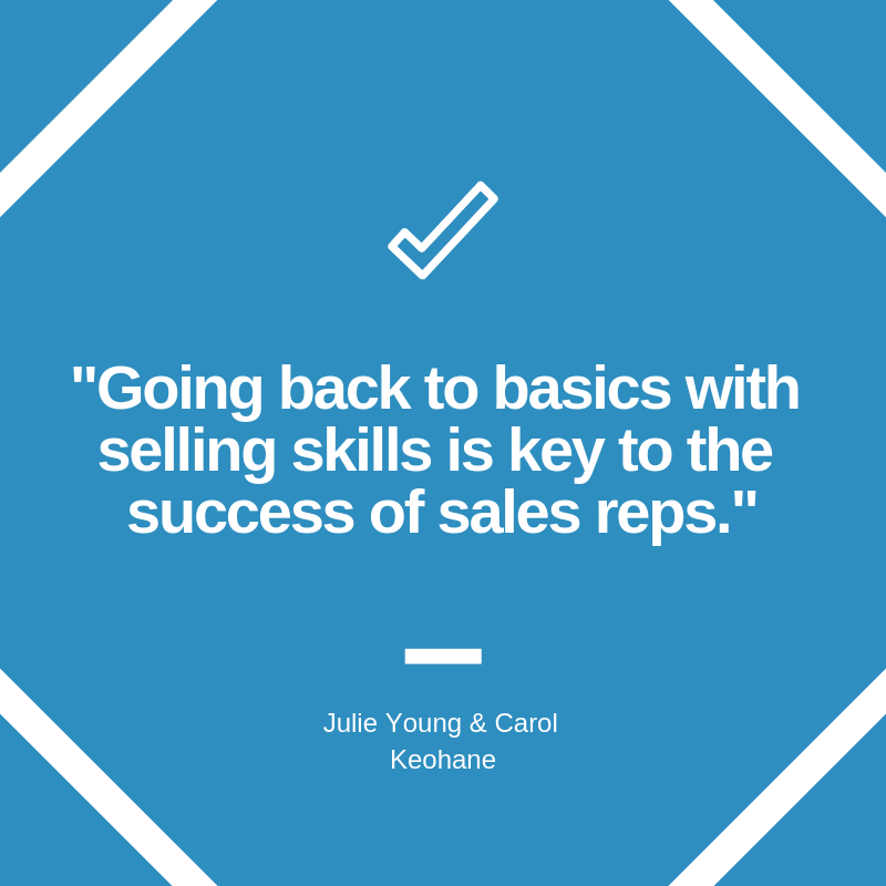 Fundamentals of Sales Quote Graphic