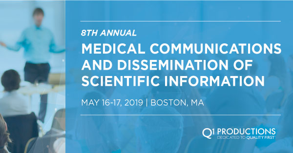 8th Annual Medical Communications and Dissemination of Scientific Information Conference