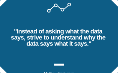 Session Preview: Data Analytics for Portfolio Strategy
