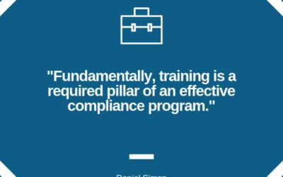Building a Compliance Training Program