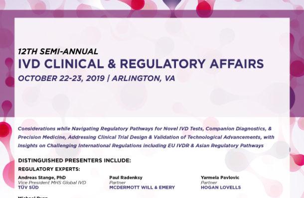IVD Clinical Regulatory Download Agenda Bloom