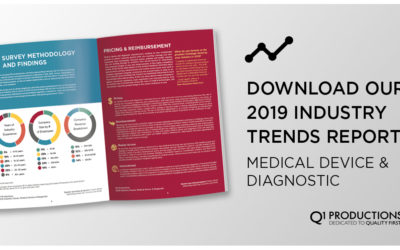 2019 Medical Device and Diagnostic Industry Trends