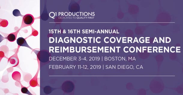 Diagnostic Reimbursement Conference Linkedin Banner