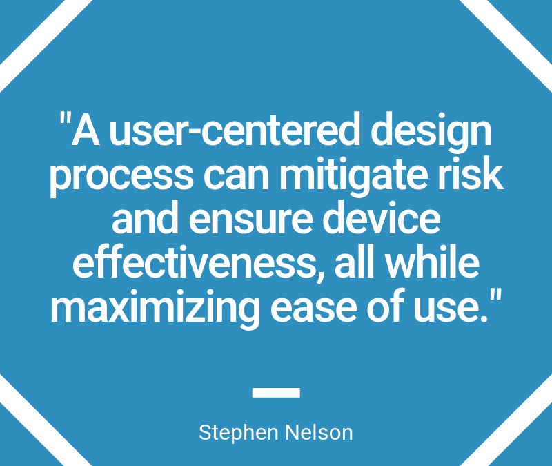 User-Centered Design for Patients in Home Environments