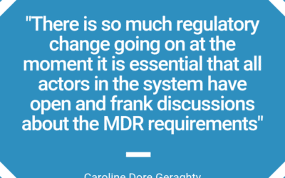 NB Perspectives to Ongoing Regulatory Change