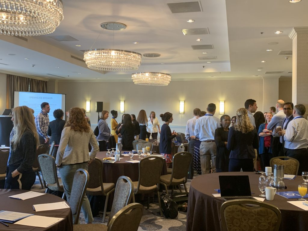 networking on-site