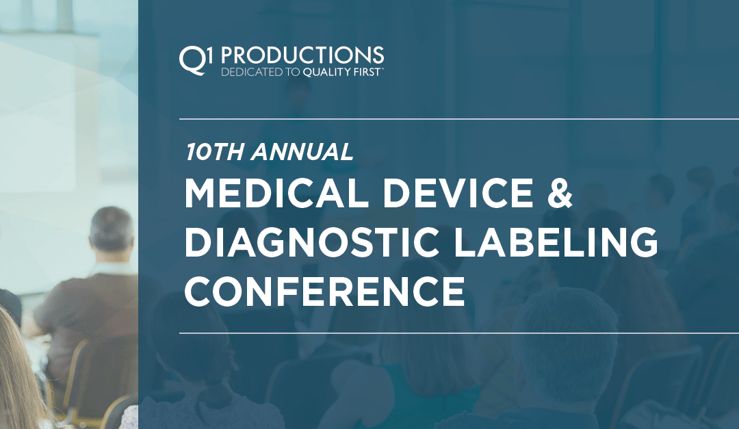 10th Annual Medical Device and Diagnostic Labeling Conference