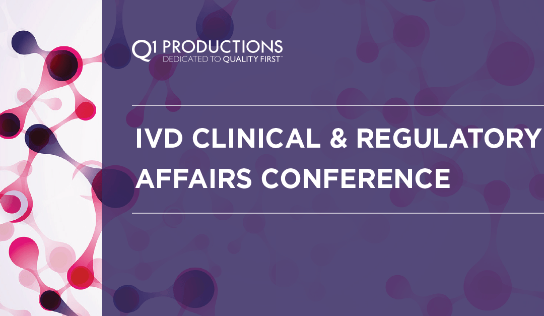 14th Annual IVD Clinical & Regulatory Affairs Conference