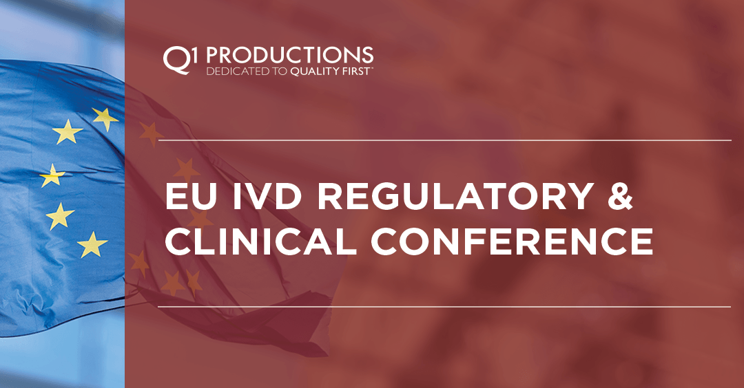 5th Annual EU IVD Regulatory & Clinical Conference